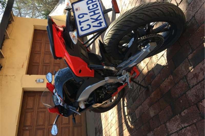 Aprilia RS4 125cc 0