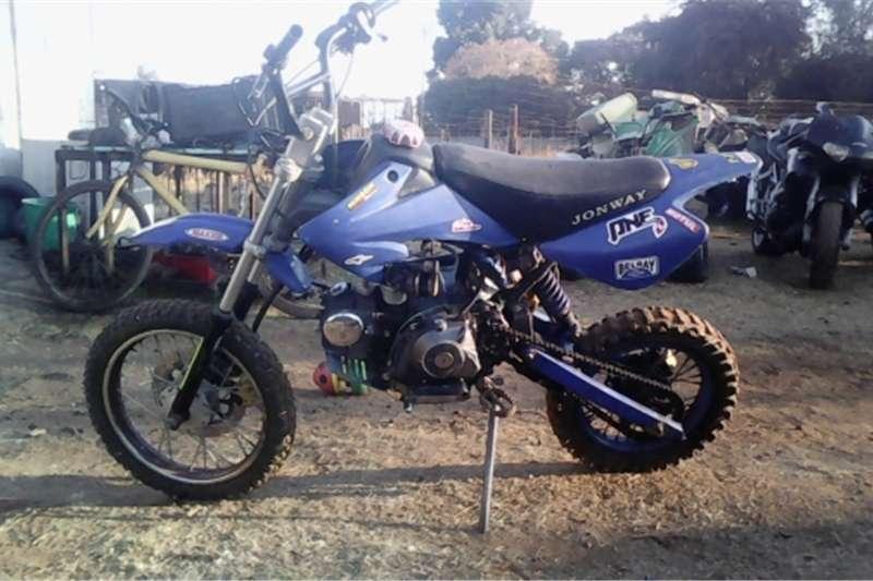 Bashan 125 pitbike 0