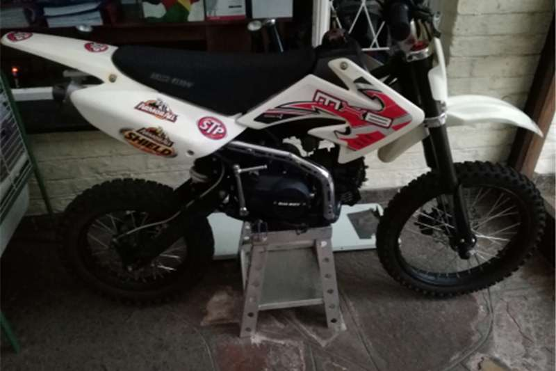 Big Boy 125 for sale! Bargain 0