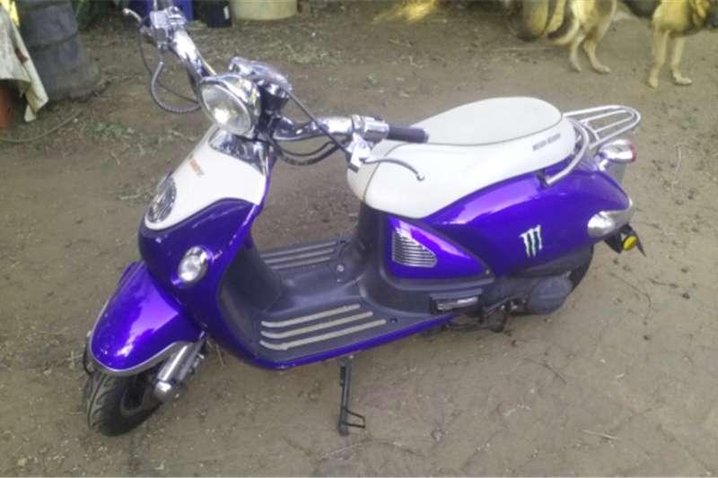 Big Boy 125 scooter 2015