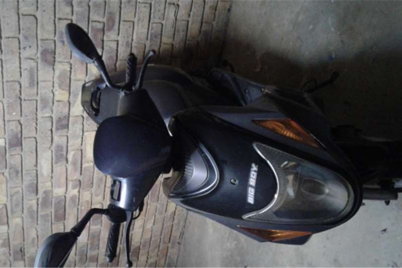Big Boy 150cc 2013