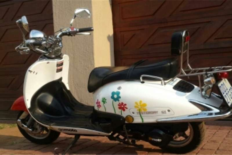 Big Boy 150cc (2014 year model) 2014