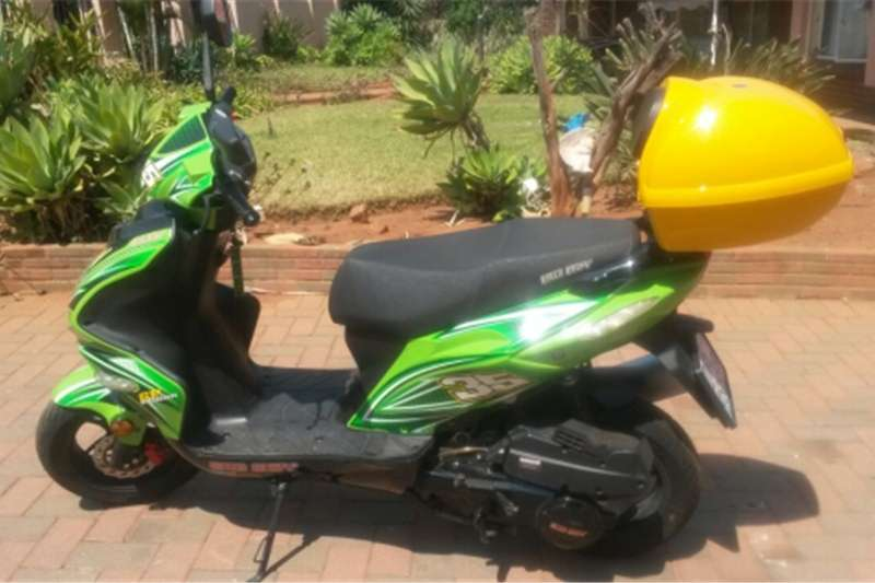 Big Boy 150cc.Model 2015