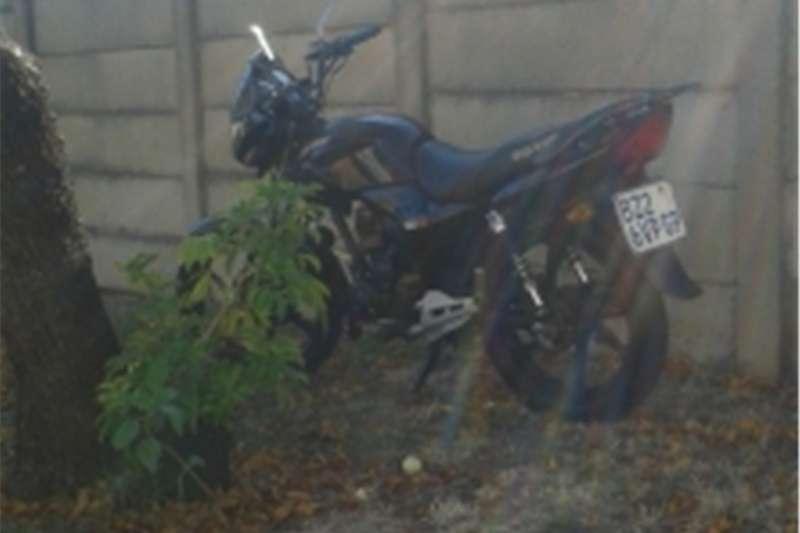 """Big Boy 150cc """"Rolling Horse"""" 0"""