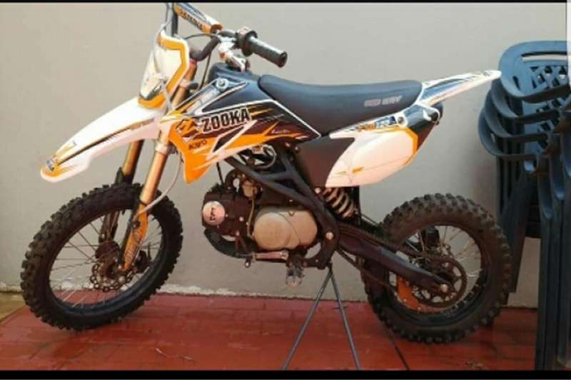 Big Boy big wheel 125cc pit bike 2015