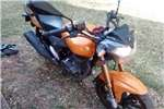 Big Boy flame 200cc 2013