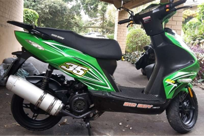 Big Boy scooter 150 in excellent condition 2014