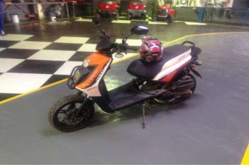 Big Boy scooter 2013