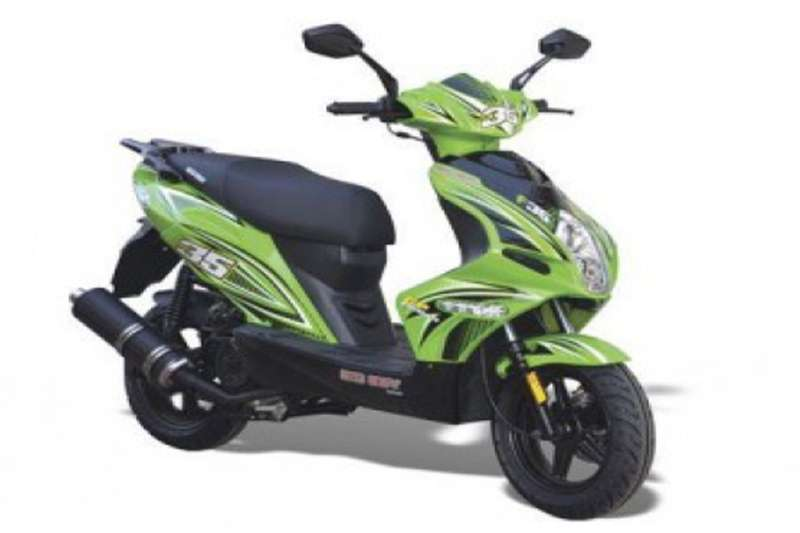Big Boy Scooter For Sale 2016
