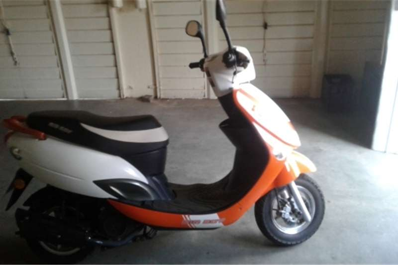 Big Boy Scooter Pulse 150cc 0