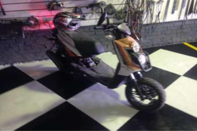 Big Boy scooter yeti 2013