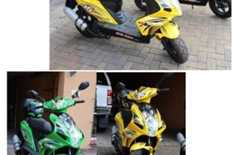 Big Boy scooters for sale 0