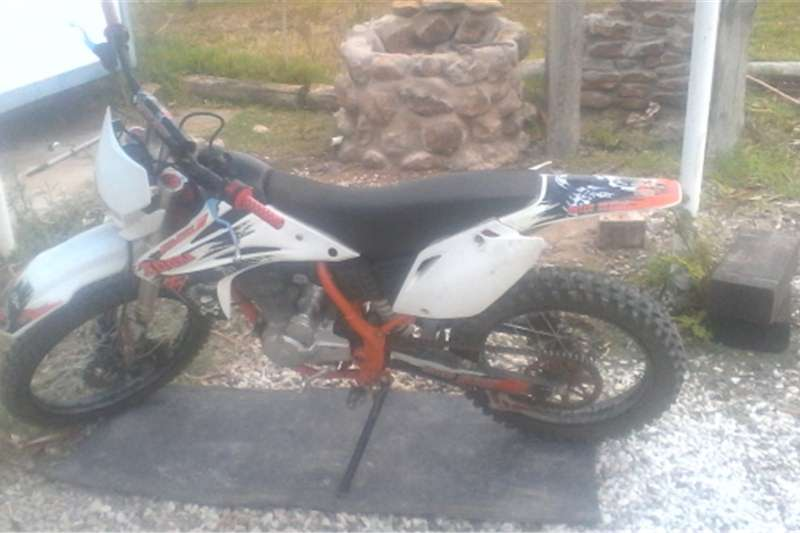Big Boy TTR250 T2 urgent sale 0
