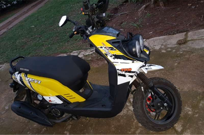 Big Boy Yeti scooter 170cc 0