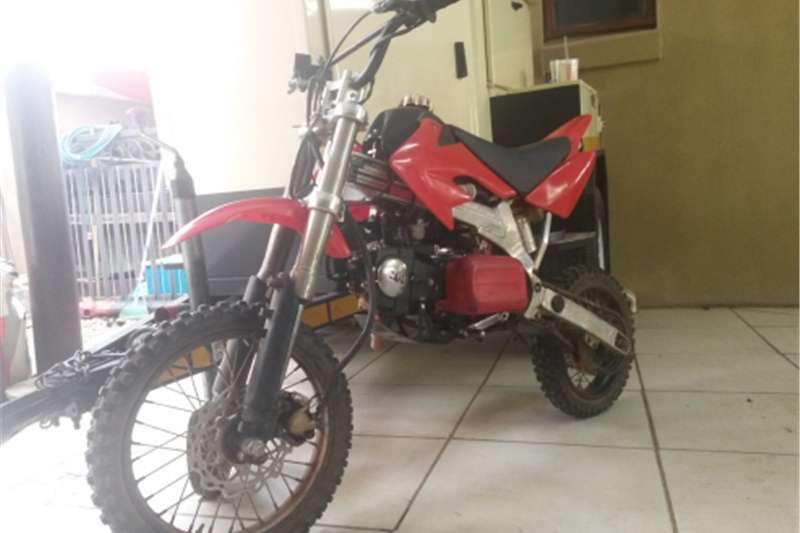 Big Boy Zooka pitbike 125cc for sale 0