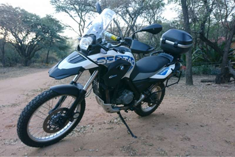 BMW 6 Series GS MOTORCYCLE 2012