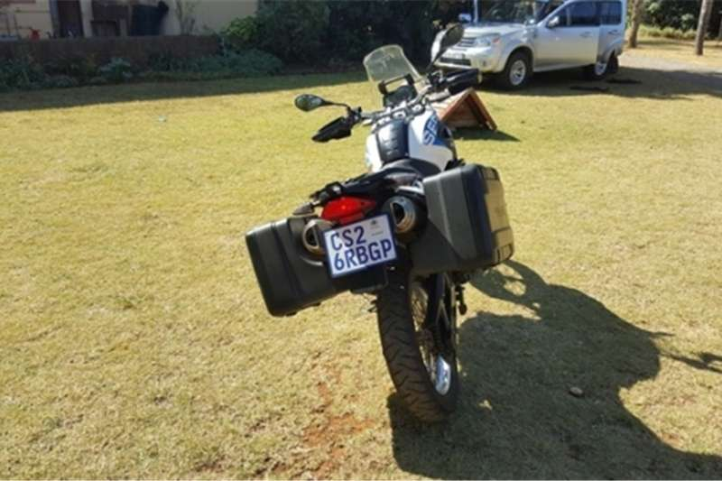 BMW 650GS Sertaomodel for sale 2013