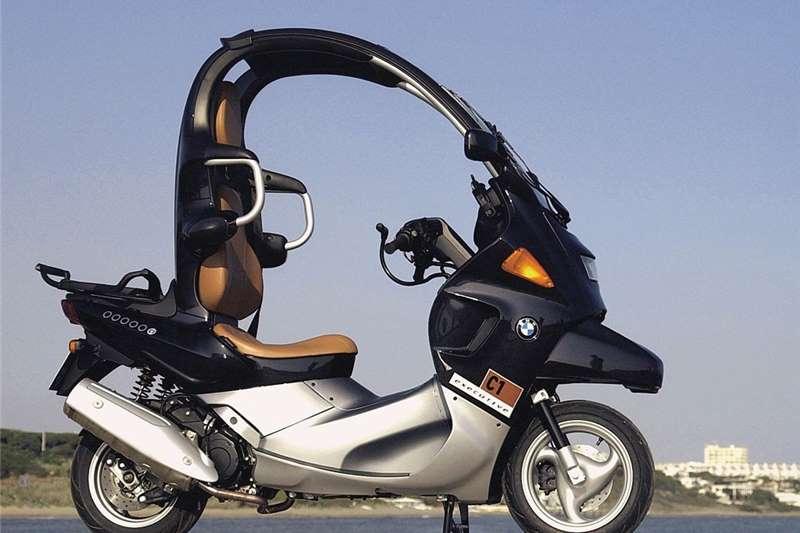 BMW C1 200cc 2003