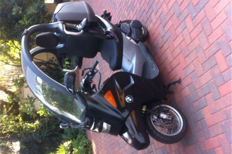 BMW C1 scooter 200cc 0