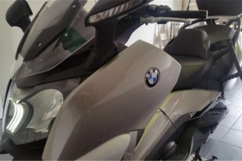 BMW C650 GT   Only 8 000 Kms 2012