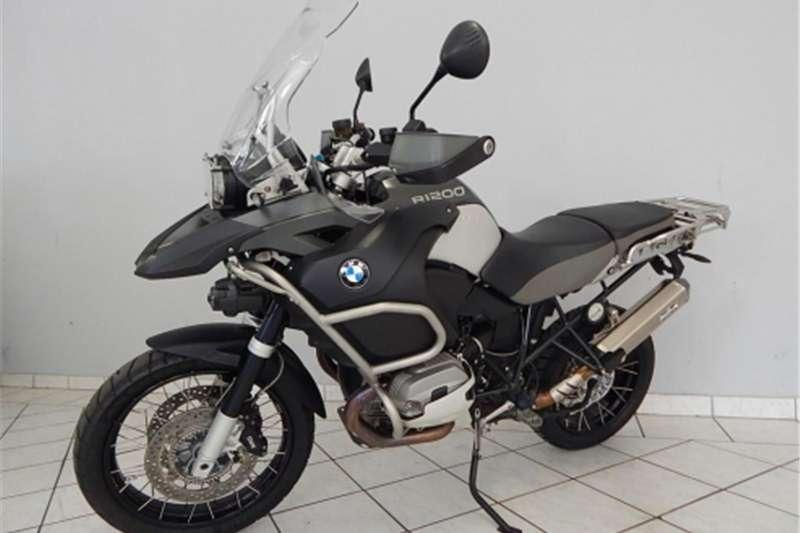 BMW F650 GS 1200 0