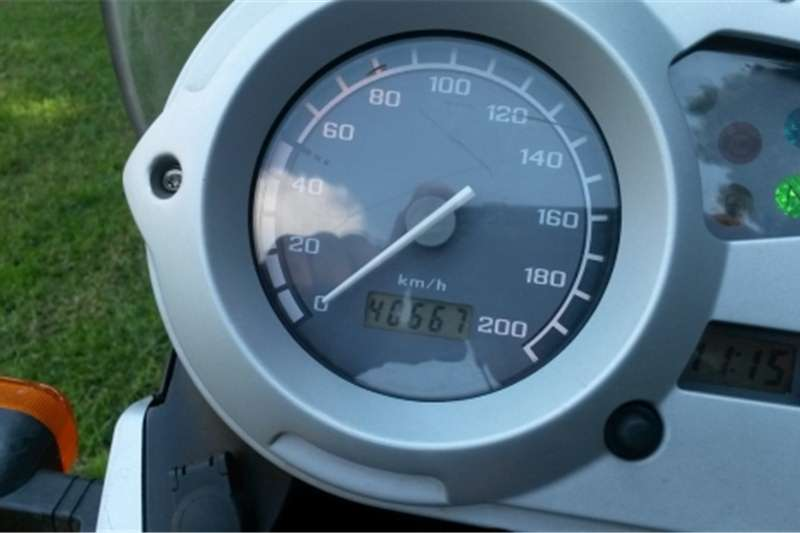 BMW F650 GS for sale 2006