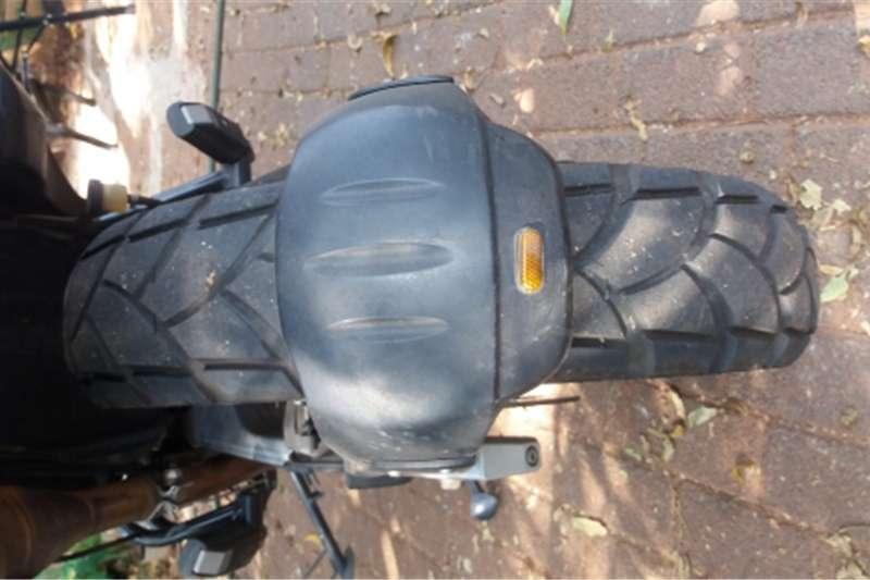 BMW F650 GS Twin Spark 2005