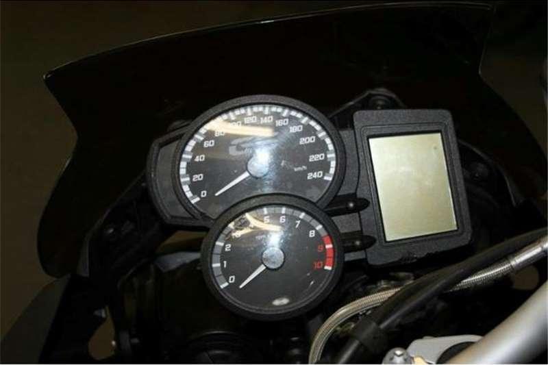 BMW F700 GS 2013