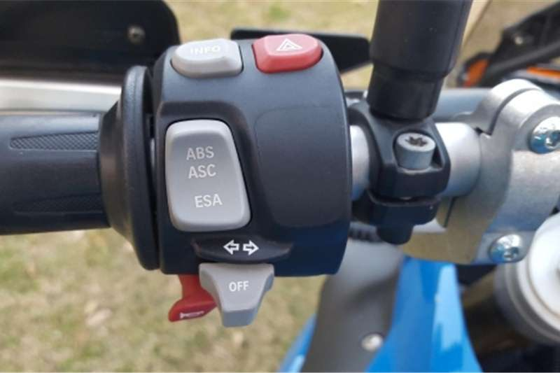 BMW F800 GS ABS Heated grips  ASC & ESA For sale 2013