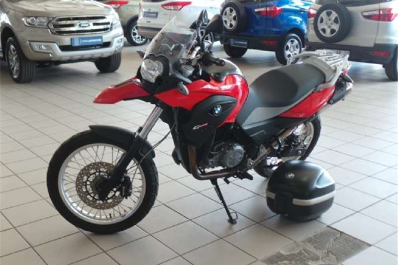 BMW G650 GS ABS H/GRIPS 2013