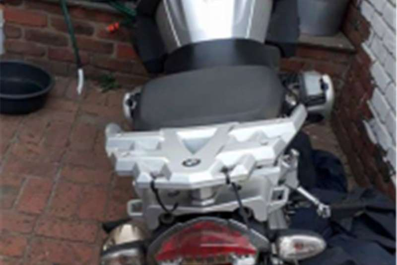 BMW GS1200 ABS and Heated Grips 2008