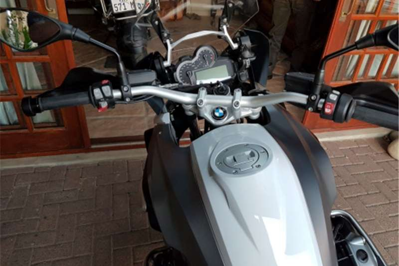 BMW K1200 GS K50 LC Trophy 2016