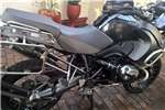 BMW K1200 GSATRIPLE BLACK 2012