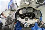 BMW K1200 S Blue 2005