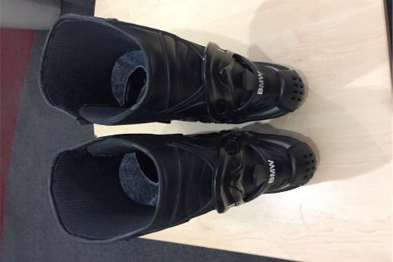BMW Leather Motorrad boots size 45 0