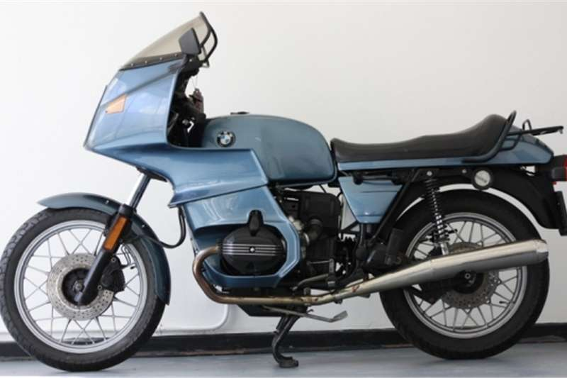 BMW R100RS 0
