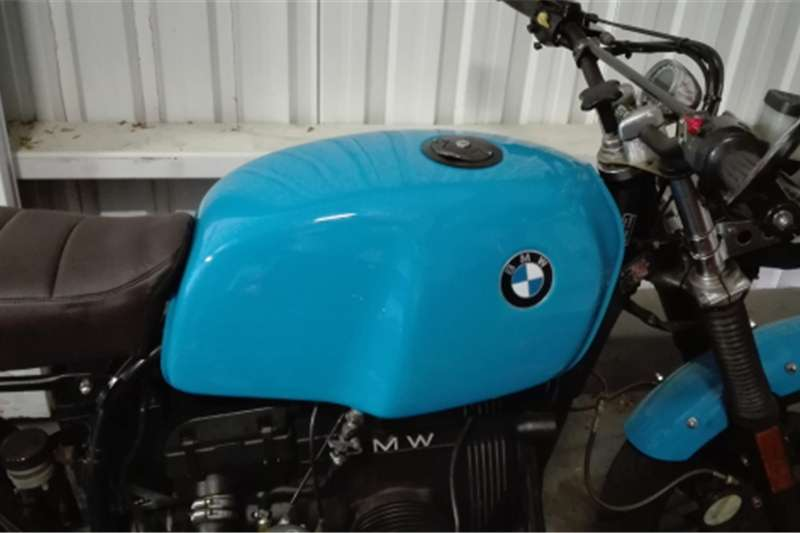 BMW r100rt Cafe Racer 0