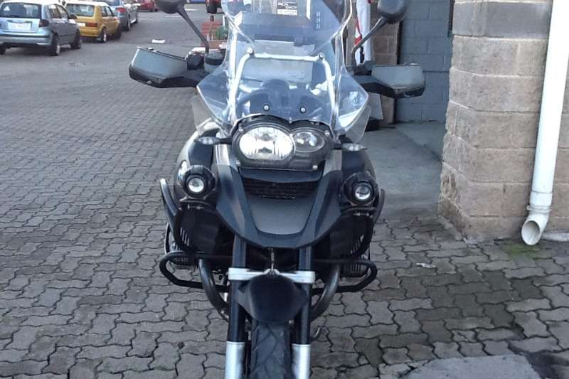 BMW R1200 GS Adventure FL 2009
