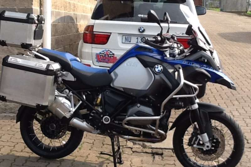 BMW R1200 GS Adventure FL 2015