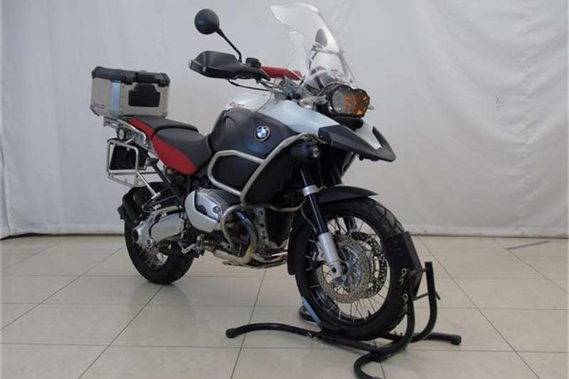 BMW R1200GS Abs H/grips 2007