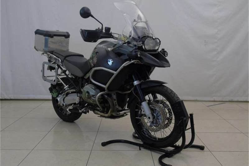 BMW R1200GS Abs H/grips 2010