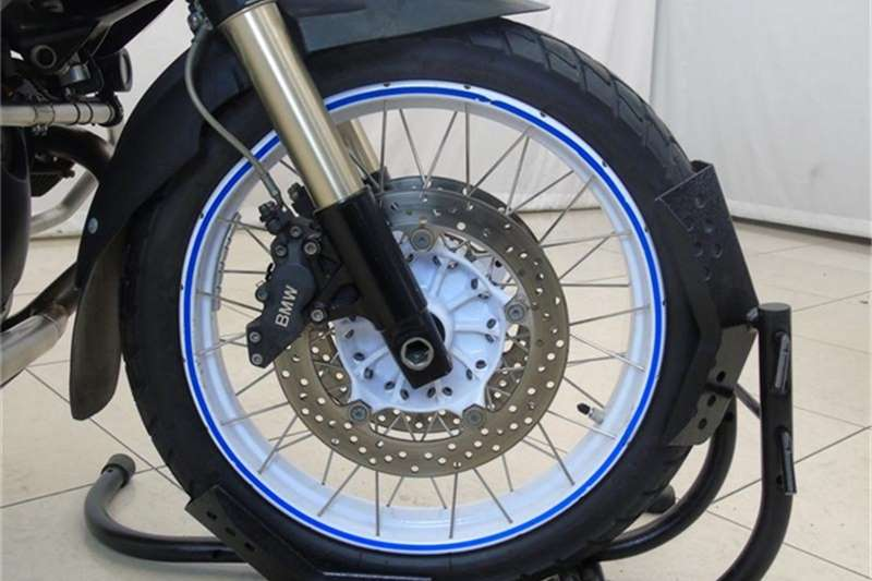 BMW R1200GS Abs H/grips 2011