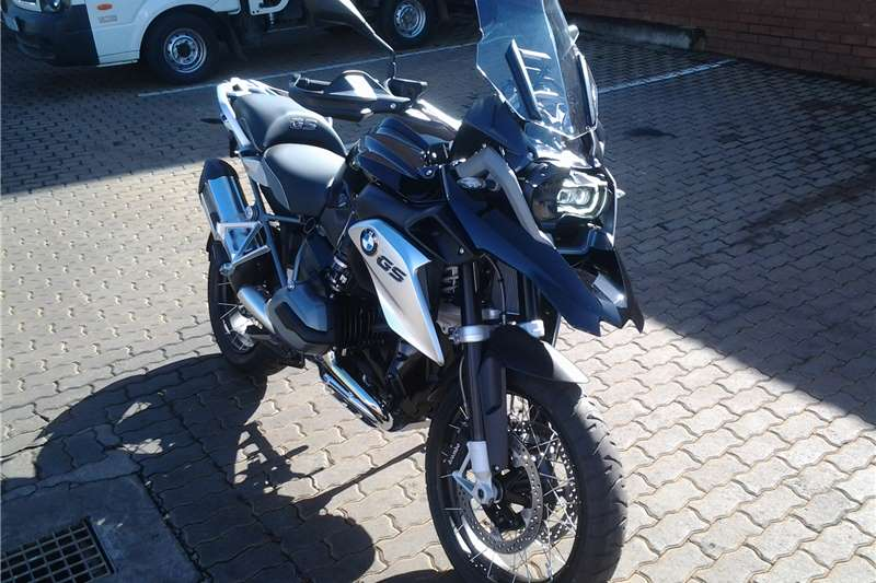 BMW R1200GS GS1200LC Tiple Black 2017