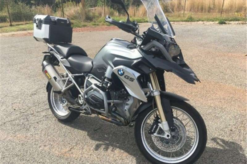 BMW R1200GS LC 2013
