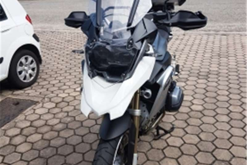 BMW R1200GS LC 2015