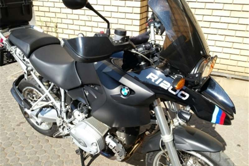 BMW R1200GSmodel for sale 2007