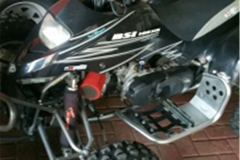 BSI 100cc Two Stroke Racing Quad 0