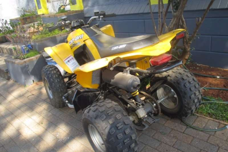 Can-Am DS 0
