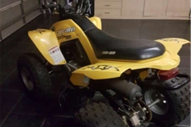 Can-Am DS 250 2007