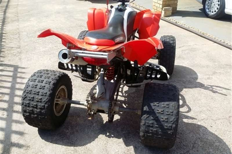 Can-Am DS 450 2009